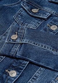 Kids ONLY - Denim jacket - medium blue denim - 2