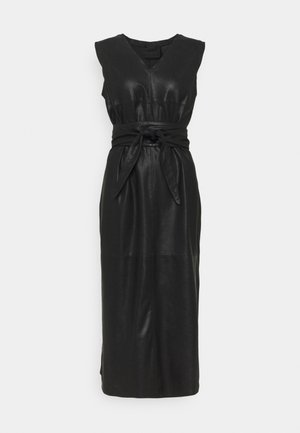 LONG DRESS - Cocktail dress / Party dress - black nero