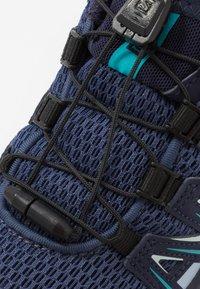 Salomon - XA PRO 3D - Zapatillas de senderismo - blue indigo/kentucky blue/capri bre - 2
