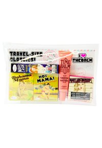 TRAVEL SET WITH COSMETICS BAG - Makeup set - -