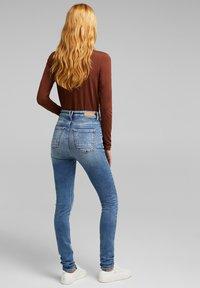 Esprit - Jeans Skinny - blue light washed - 6