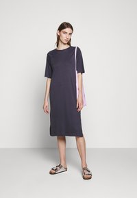 Filippa K - MIRA DRESS - Jersey dress - ink blue