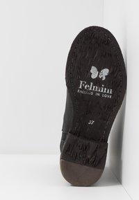 Felmini - VERDY - Cowboy/biker ankle boot - morat black - 6