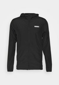 Jack & Jones Performance - JCOZSPORT JACKET - Training jacket - black - 4