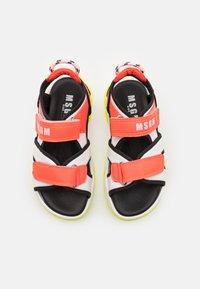 MSGM - UNISEX - Sandals - white/orange - 3