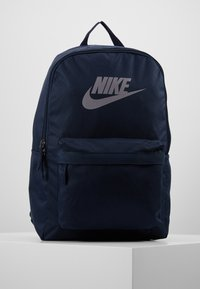 Nike Sportswear - HERITAGE - Reppu - obsidian/atmosphere grey - 0