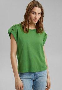 edc by Esprit - Basic T-shirt - green - 0