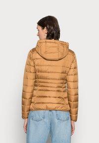 TOM TAILOR DENIM - Light jacket - soft camel - 2