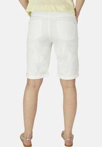 Angels - Denim shorts - camel - 1
