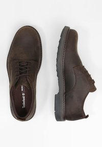 Timberland - SQUALL CANYON OXFORD - Lace-ups - dark brown - 1