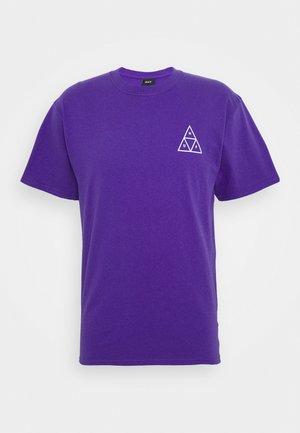 JUNGLE CAT TEE - T-shirt print - grape