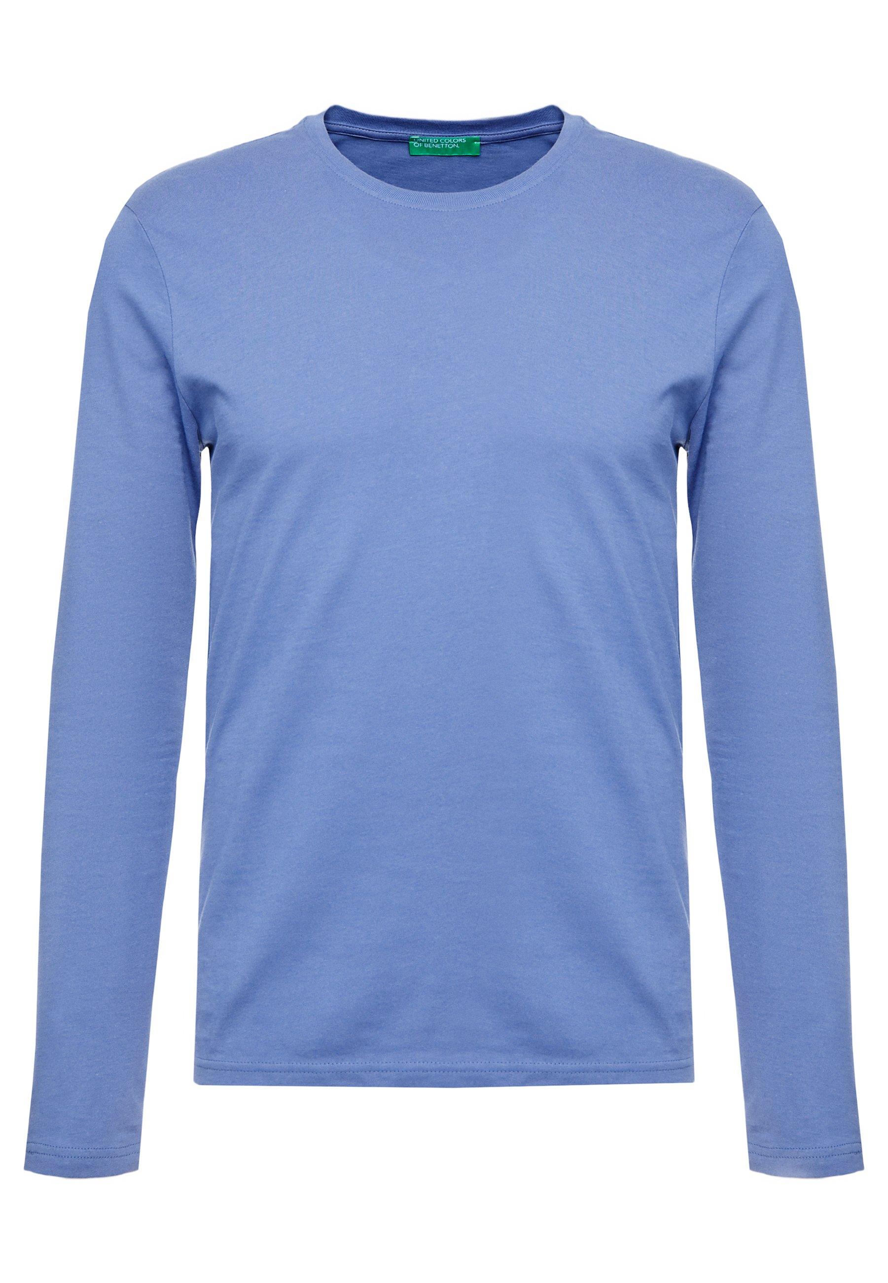 BASIC CREW NECK Långärmad tröja blue