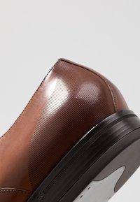 BOSS - KENSINGTON - Stringate eleganti - medium brown - 6
