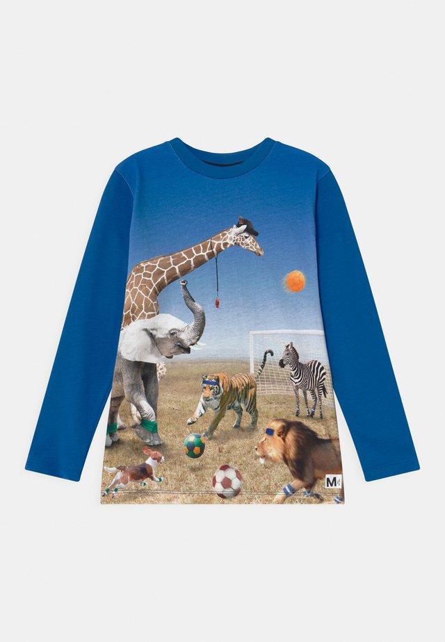 REIF - Langærmede T-shirts - blue