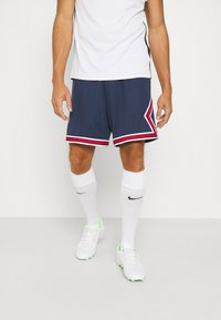 Nike Performance - PARIS ST. GERMAIN STADIUM  - Korte sportsbukser - midnight navy/university red/white - 0