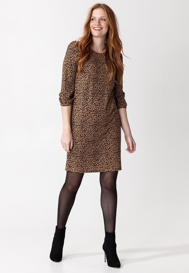 DANA - Day dress - light brown