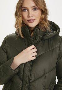 Saint Tropez - CATJASZ - Winter jacket - army green - 4