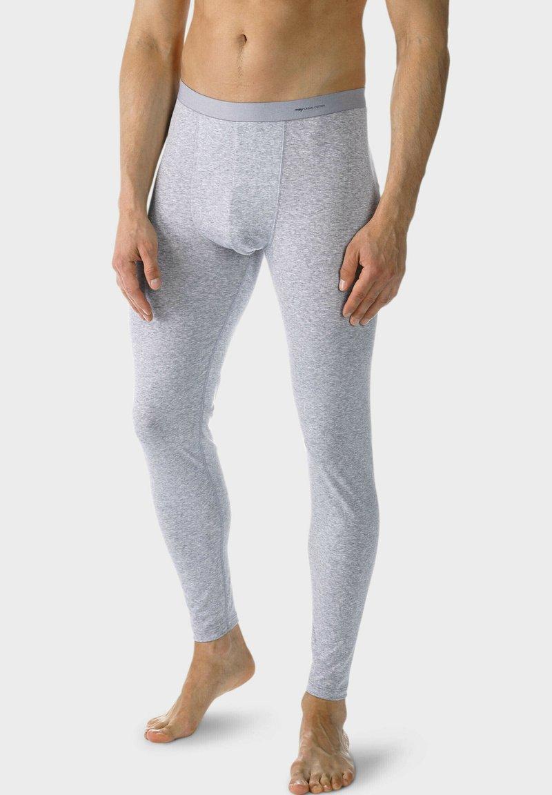 mey - Pyjama bottoms - light grey melange
