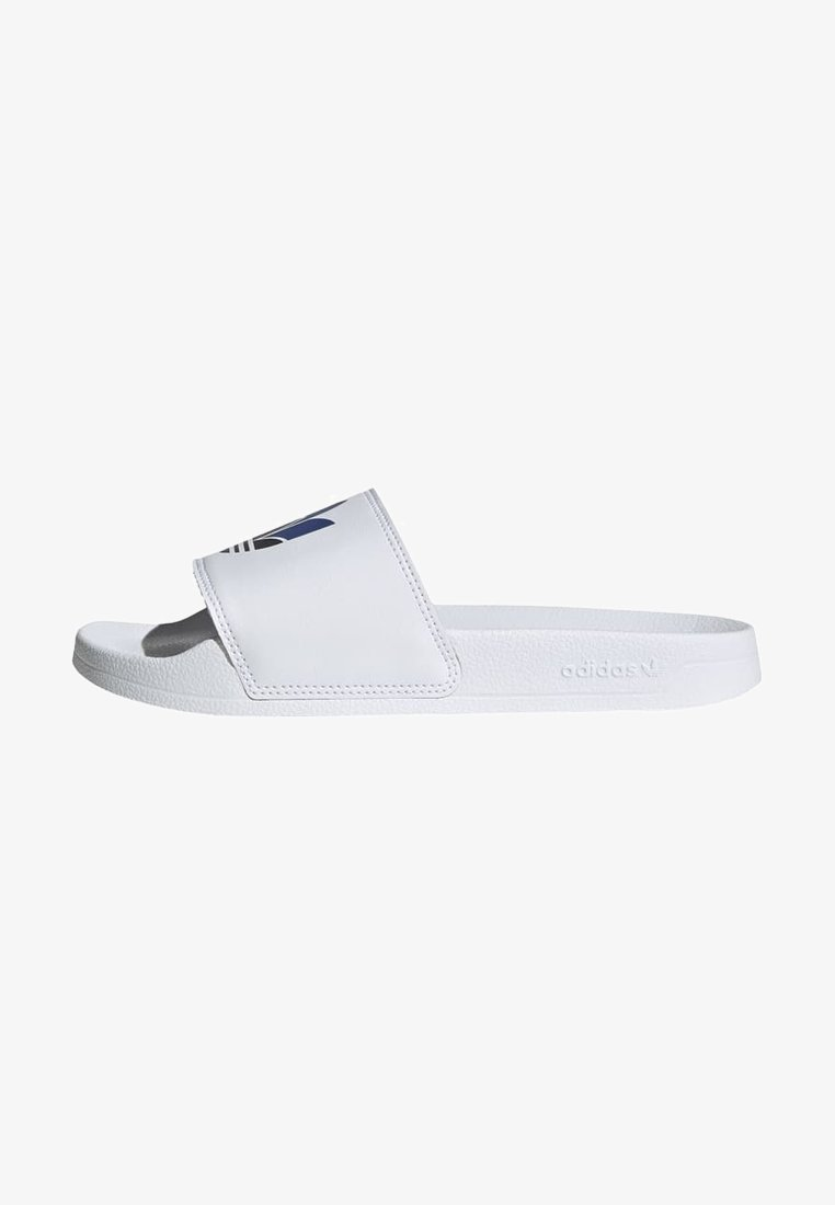 adidas Originals - ADILETTE SPORTS INSPIRED SLIDES - Slip-ins - ftwwht/cblack/royblu