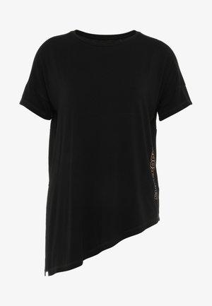 ACTIVE STUDIO TEE - Camiseta de deporte - black