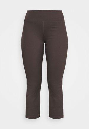 ACTIVE KICK FLARE - Pantaloni sportivi - peppercorn
