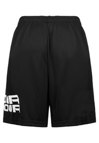 Under Armour - TECH WORDMARK SHORTS - Sportovní kraťasy - black - 1