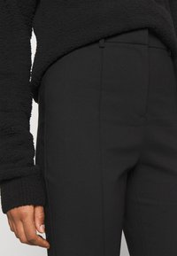 Nly by Nelly - DRESSED SLIM PANTS - Trousers - black - 3