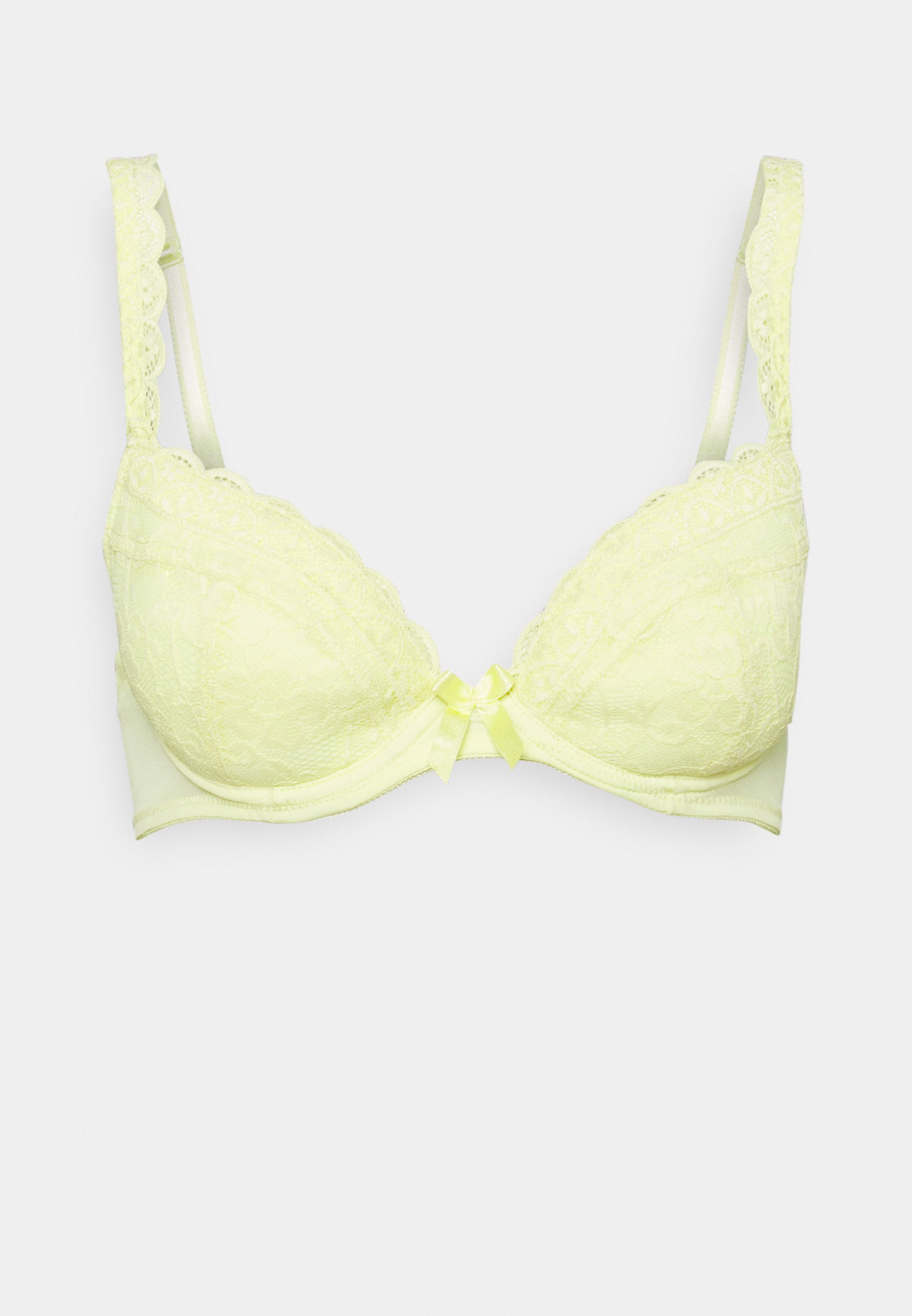 Women REBEL PADDED PLUNGE BRA - Push-up bra