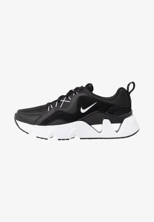 RYZ - Sneakers laag - black/white
