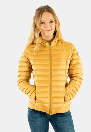 Veste d'hiver - jaune