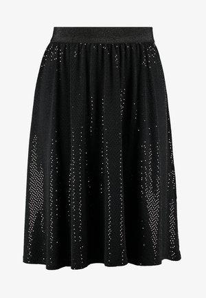 MNUNA SKIRT - A-line skirt - black