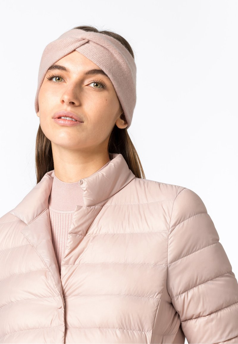 HALLHUBER - Ear warmers - pale pink