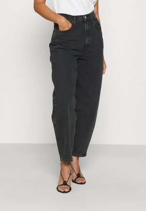 BALLOON - Relaxed fit jeans - black tea/washed black