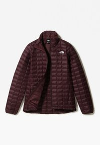 The North Face - W THERMOBALL ECO JACKET - EU - Snowboardjakke - root brown matte - 2