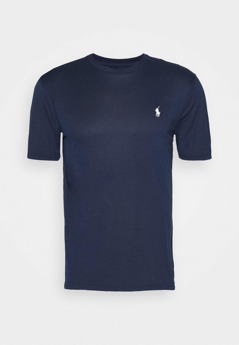 Polo Ralph Lauren - SHORT SLEEVE - T-shirt med print - newport navy
