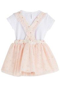 LC Waikiki - Day dress - white, pink - 1