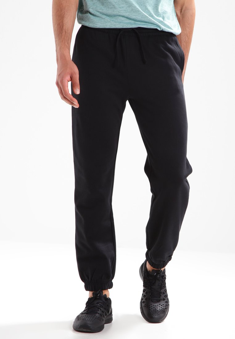 Kappa - SNAKO - Tracksuit bottoms - black