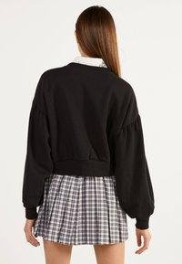 Bershka - Áčková sukně - mauve - 2