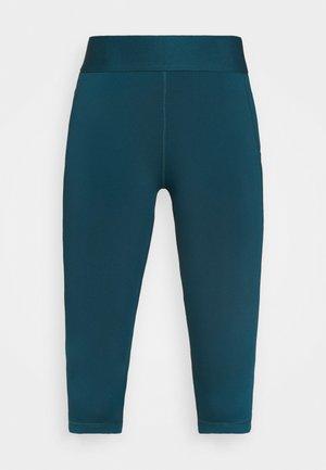 CAPRI - 3/4 sports trousers - teal