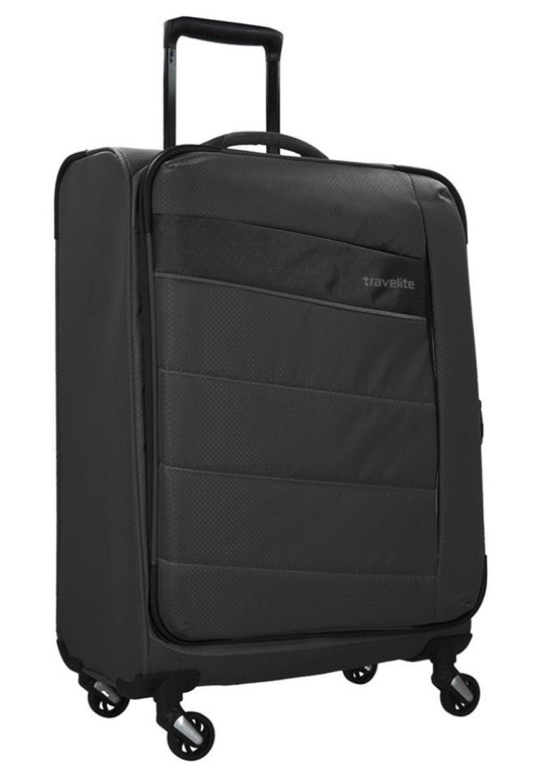 Travelite KITE  - Trolley - black - Borse & Accessori da donna Falso