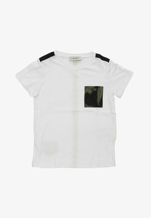 PAOLO PECORA - T-shirt print - bianco