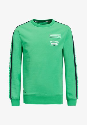 TAPEDEATIL - Sweater - bright green
