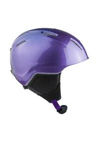 Alpina - CARAT LX - Helm - purple - 2