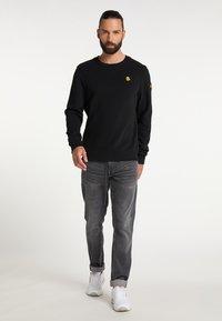 Schmuddelwedda - Sweatshirt - schwarz - 1