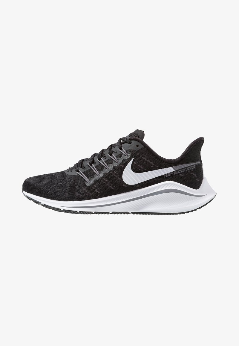 Nike Performance - AIR ZOOM VOMERO 14 - Neutral running shoes - black/white/thunder grey