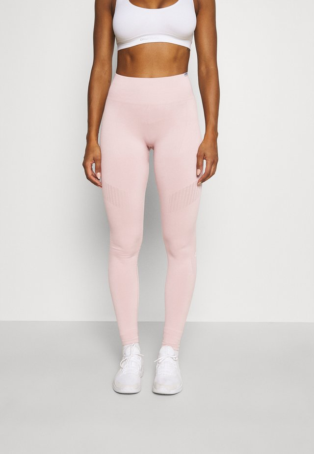 SEAMLESS LEGGINGS  - Leggings - rosa