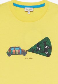 Paul Smith Junior - ABDEL - Print T-shirt - yellow - 3