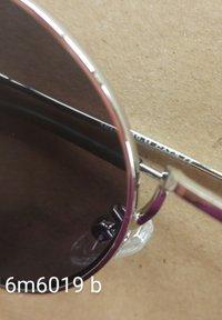 Icon Eyewear - PINCH - Sunglasses - silver - 4