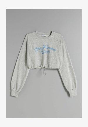 STOPPER - Sweatshirt - light grey