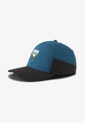 THE UNITY COLLECTION TFS PERFORMANCE - Cap - digi-blue-puma black